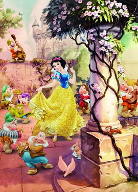 Disney Edi 3  fototapet 4-494