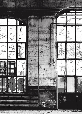 Factory III 2020 Fototapet 940930