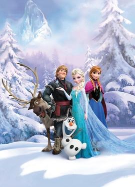 Disney Edi 3  fototapet 4-498