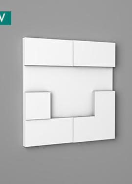 Orac 3 D panel Purotouch W103