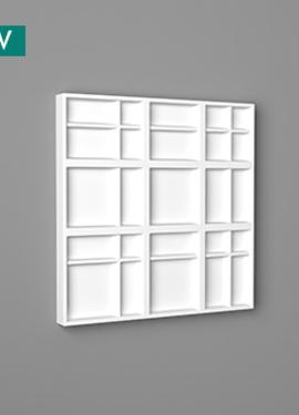 Orac 3 D panel Purotouch W104
