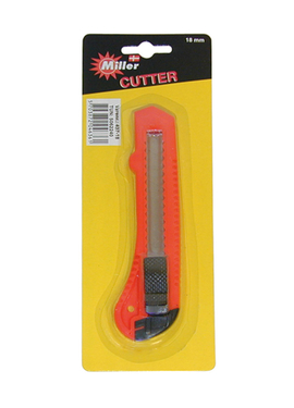 Miller cutter orange 18mm 437-18